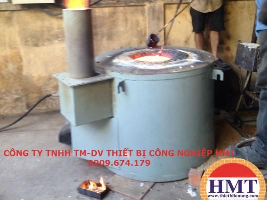 Lò nấu đồng bằng gas