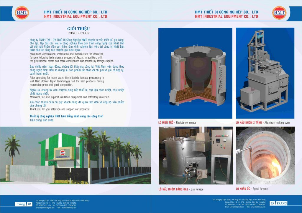 TR 02-03 HMT catalogue